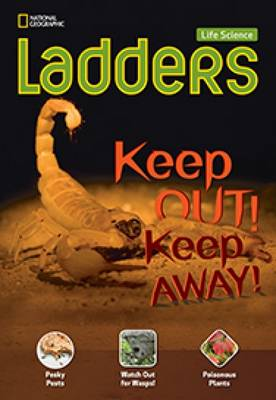 Picture of Ladders Science 3: Keep Out! Keep Away! (Above-Level; Life Science)