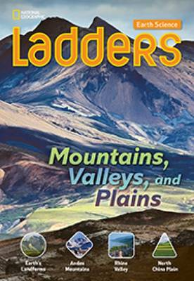 Picture of Ladders Science 3: Mountains, Valleys, and Plains (On-Level; Earth Science)
