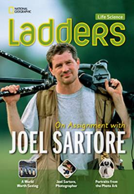Picture of Ladders Science 3: On Assignment with Joel Sartore (On-Level; Life Science)