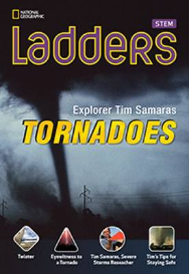 Picture of Ladders Science 4: Explorer Tim Samaras: Tornadoes (On-Level)