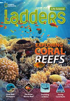Picture of Ladders Science 4: Exploring Coral Reefs (On-Level)