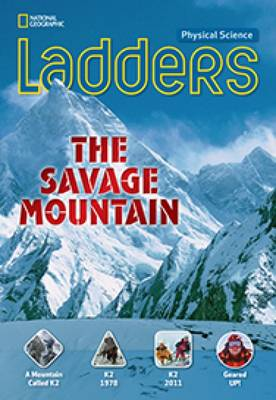 Picture of The Ladders Science 5: The Savage Mountain (On-Level)