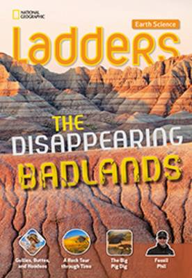 Picture of Ladders Science 5: The Disappearing Badlands (On-Level)