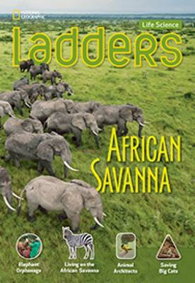 Picture of Ladders Science 5: African Savanna (On-Level)
