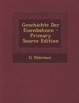 Picture of Geschichte Der Eisenbahnen
