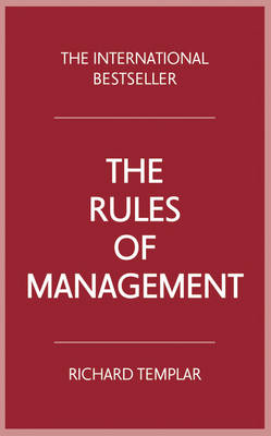 Picture of The Rules of Management