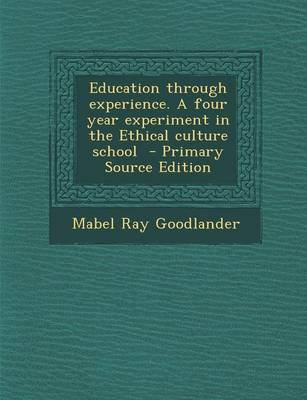 education through experience