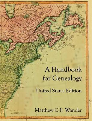 Picture of A Handbook for Genealogy United States Edition
