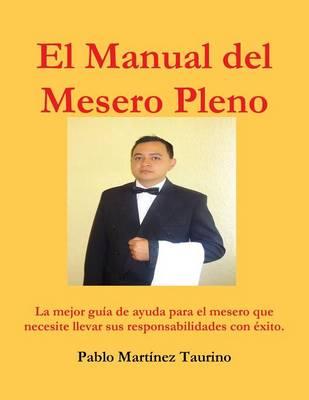 Picture of El Manual Del Mesero Pleno