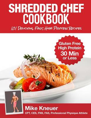 Picture of Shredded Chef Cookbook