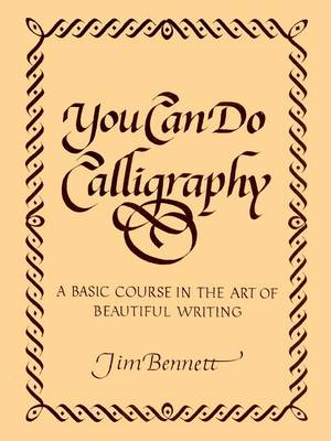 Picture of You Can Do Calligraphy