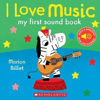 Picture of I Love Music: My First Sound Book