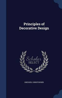 Picture of Principles of Decorative Design