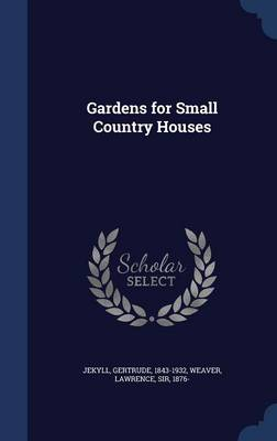 Picture of Gardens for Small Country Houses