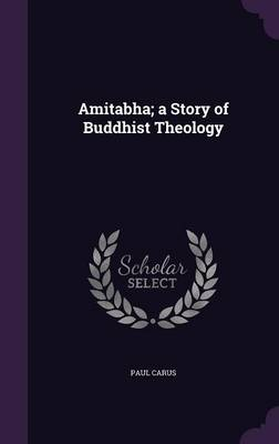 Picture of Amitabha; A Story of Buddhist Theology