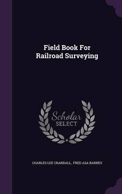 Picture of Field Book for Railroad Surveying