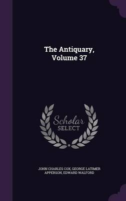 Picture of The Antiquary, Volume 37