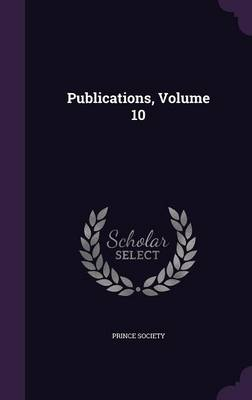 Picture of Publications, Volume 10