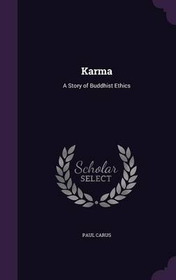 Picture of Karma: A Story of Buddhist Ethics