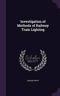 Picture of Investigation of Methods of Railway Train Lighting