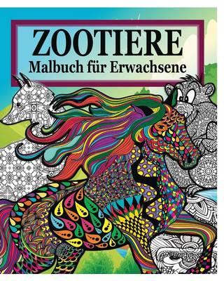 Picture of Zootiere Malbuch Fur Erwachsene