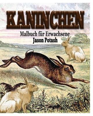 Picture of Kaninchen Malbuch Fur Erwachsene