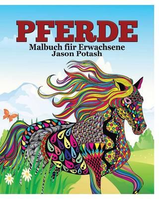 Picture of Pferde Malbuch Fur Erwachsene