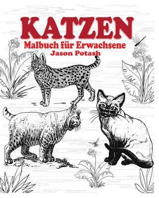 Picture of Katzen Malbuch Fur Erwachsene