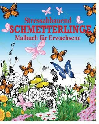 Picture of Stressabbauend Schmetterlinge Malbuch Fur Erwachsene