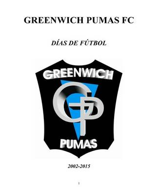 Picture of Greenwich Pumas -Dias de Futbol