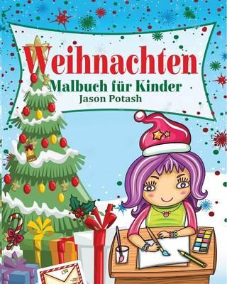 Picture of Weihnachten Malbuch Fur Kinder