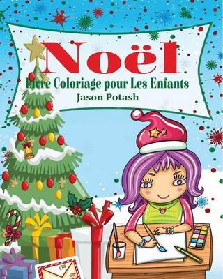 Picture of Noel Livre Coloriage Pour Les Enfants