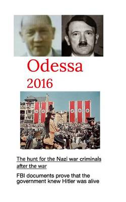 Picture of Odessa ( Only 550 Published ) Very Rare Book