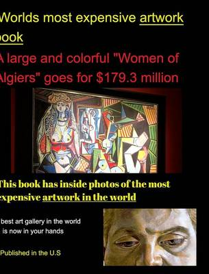 Picture of Worlds Most Expensive Artwork Book