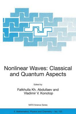 Picture of Nonlinear Waves: Classical and Quantum Aspects
