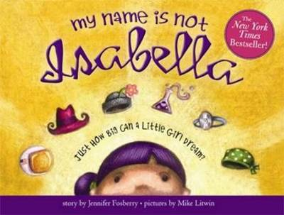 Picture of My Name is Not Isabella