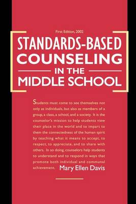 Picture of Standards-based Counseling in the Middle School