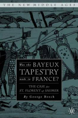 Picture of Was the Bayeux Tapestry Made in France?