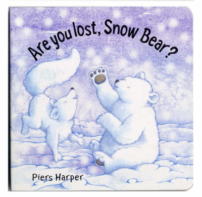 Picture of Are You Lost, Snow Bear?