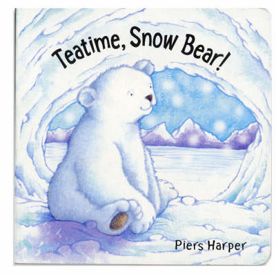 Picture of Teatime, Snow Bear!
