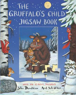 Picture of The Gruffalo's Child Jigsaw Book