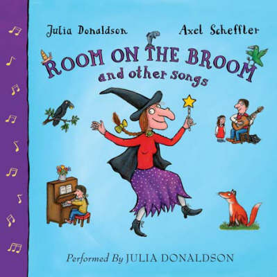 Picture of Room on the Broom and Other Songs