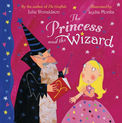 Picture of The Princess and the Wizard