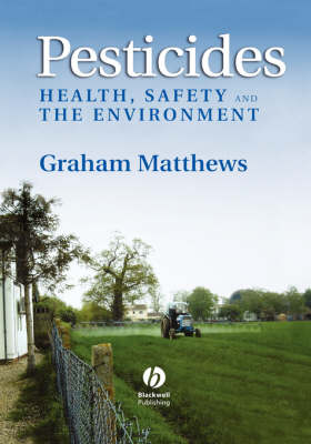 Picture of Pesticides: Health, Safety and the Environment