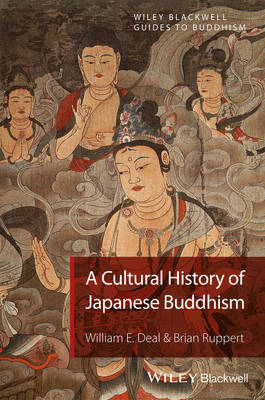 Picture of A Cultural History of Japanese Buddhism: A Cultural History