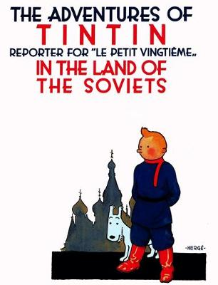 Picture of Tintin in the Land of the Soviets