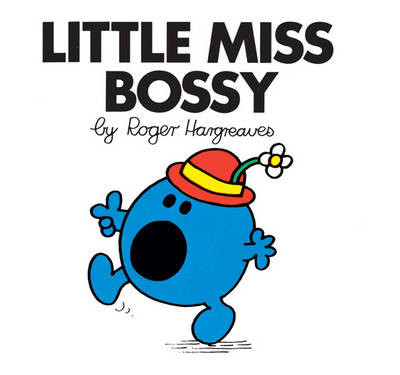 Picture of little miss bossy