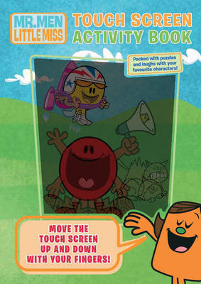 Picture of The Mr. Men Show Touch Screen Activity Book