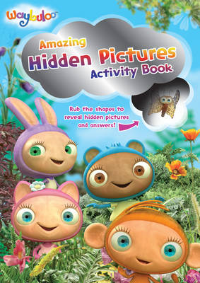 Picture of Waybuloo Amazing Hidden Pictures Activity Book