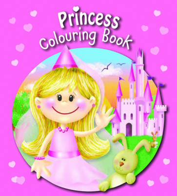 Picture of Princess Colouring Book